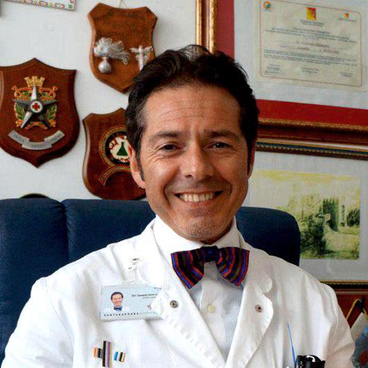 Emanuele Giarrizzo - santa barbara hospital
