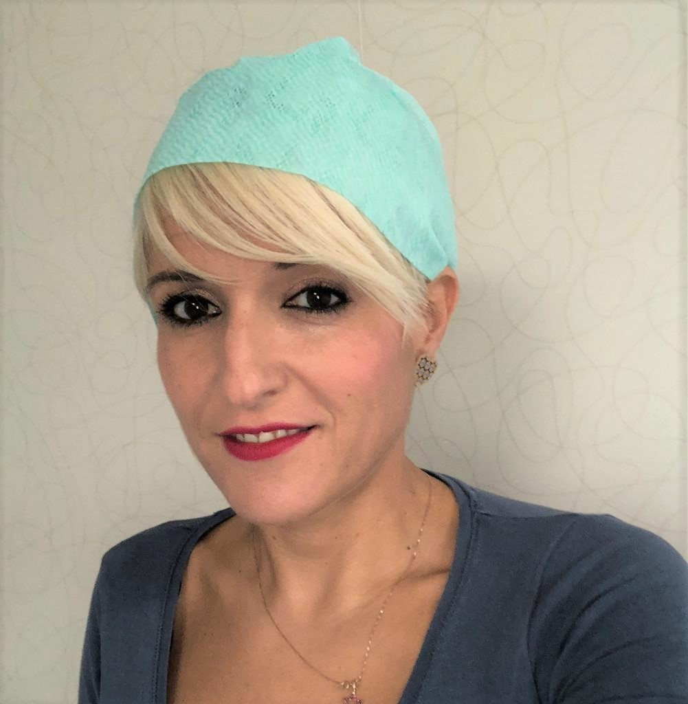 Teresa Puglisi - anestesista - anestesia ecoguidata - Santabarbara Hospital