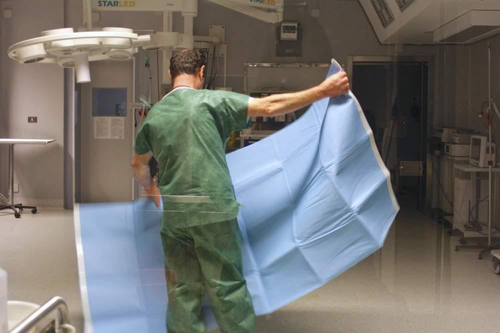 chirurgia protesica - santabarbara hospital - Gela